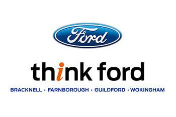 Think Ford Logo