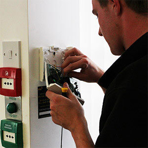 IPS Security System Maintenance
