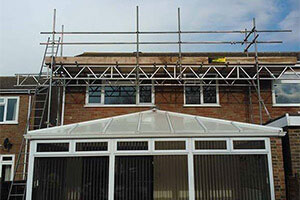 Scaffold Alarm Installers Worthing