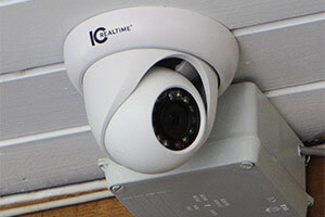 IPS Remote Monitored Camera