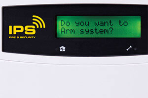 IPS Wireless Intruder Alarm